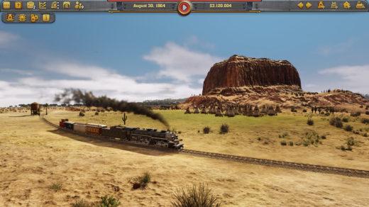 игра Railway Empire