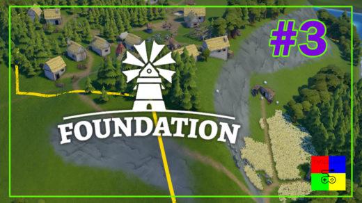 foundation game 3 прохождение