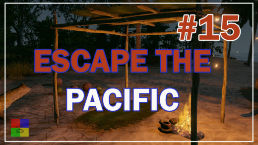 Escape-The-Pacific-15-строим-плот