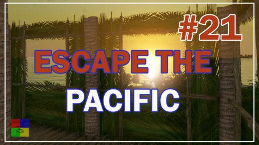 Escape-The-Pacific-прохождение-21-закончили-2-этаж