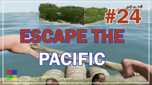 Escape-The-Pacific-прохождение-24-Логистика