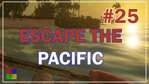 Escape-The-Pacific-прохождение-25-доставили