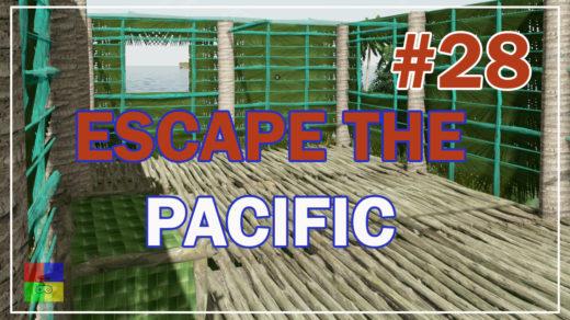 Escape-The-Pacific-прохождение-28-Закончили-пол-на-3-этаже