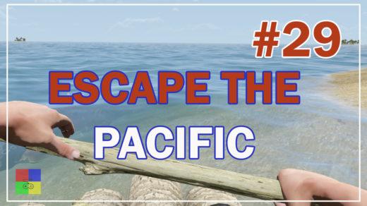 Escape-The-Pacific-прохождение-29-Острова.-Стройка.