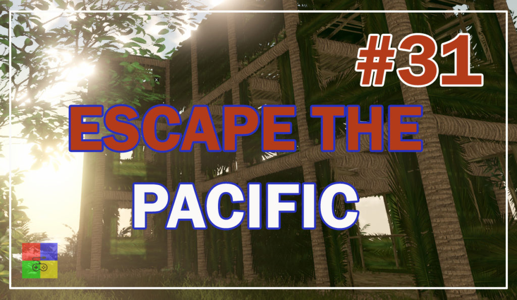 Escape-The-Pacific-прохождение-31-Небоскреб
