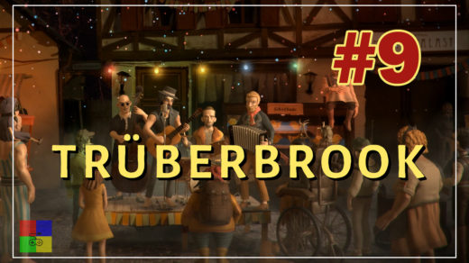 Truberbrook-прохождение-9