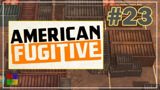 american-fugitive-прохождение-23-Порт