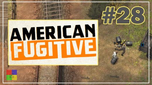 american-fugitive-прохождение-28-пойло