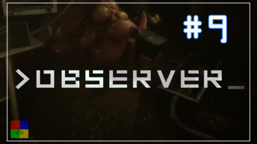 observer-прохождение-9-Подвал