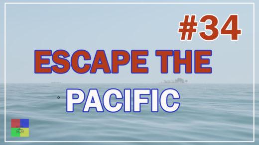 Escape-The-Pacific-прохождение-3-Альфа-41-Туман