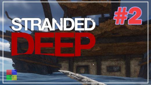 Standed-deep-прохождение-2-Корабль