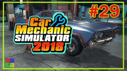 Car-mechanic-simulator-2018-прохождение-29-Сюжетный-авто-5