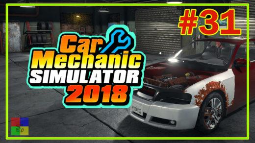 Car-mechanic-simulator-2018-прохождение-31-Кузовня