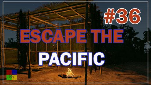 Escape-The-Pacific-прохождение-36-Лачуга
