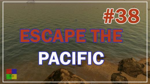 Escape-The-Pacific-прохождение-38-Каменные-острова