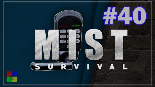 Mist-survival-прохождение-40-Код