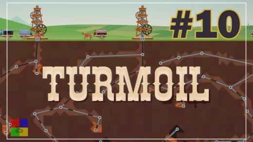TURMOIL-прохождение-10-Девять