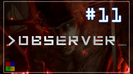 observer-прохождение-11-Убийца