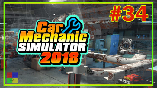 Car-mechanic-simulator-2018-прохождение-34-Сюжетный-авто-6