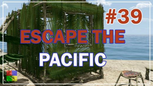 Escape-The-Pacific-прохождение-39-Обновление-альфа-44