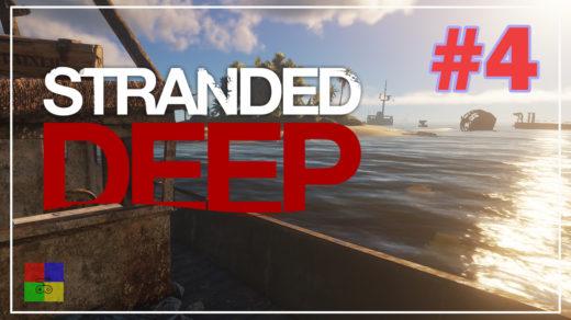 Standed-deep-прохождение-4-День-4