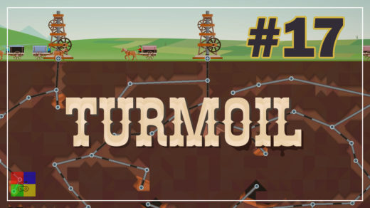 TURMOIL-прохождение-17-Взятка