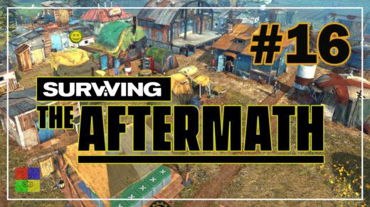 Aftermath-прохождение-16-Обновление-4-Носильщики