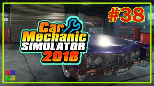 Car-mechanic-simulator-2018-прохождение-38-21-уровень