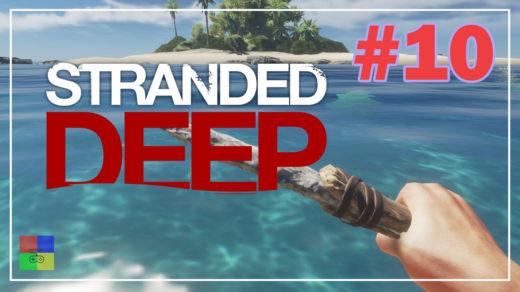 Standed-deep-прохождение-10-Акула