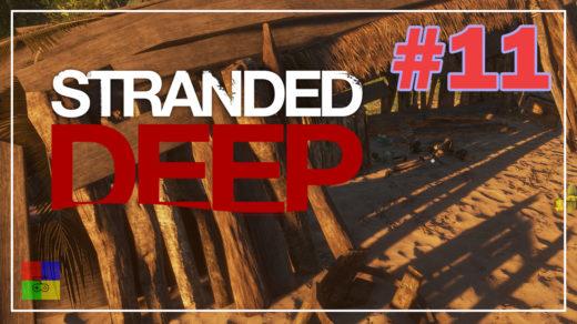 Standed-deep-прохождение-11-Новый-остров