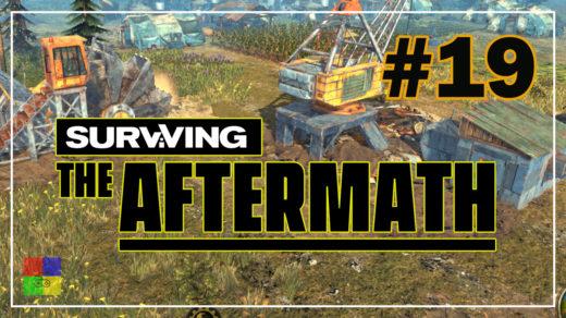 Aftermath-прохождение-19-Обновление-4-День-80