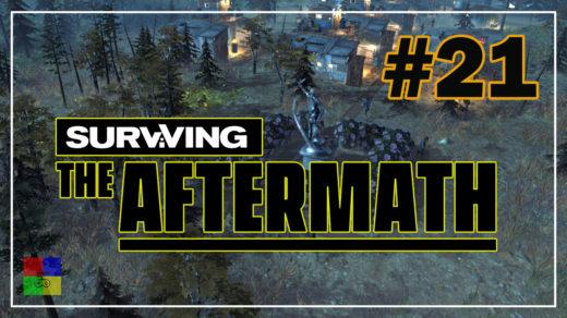 Aftermath-прохождение-21-Обновление-4-Пир-на-весь-мир