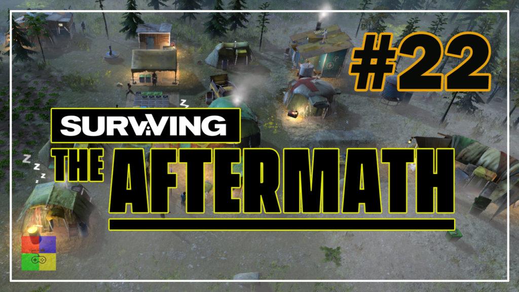 Aftermath-прохождение-22-Обновление-4-День-91