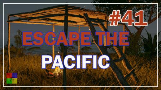 Escape-The-Pacific-прохождение-41-Обновление-альфа-47