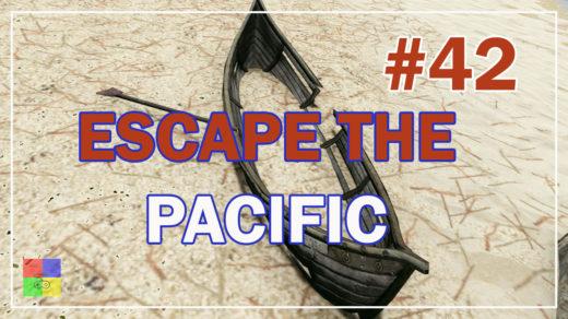 Escape-The-Pacific-прохождение-42-Обновление-альфа-47-Дом-Плот