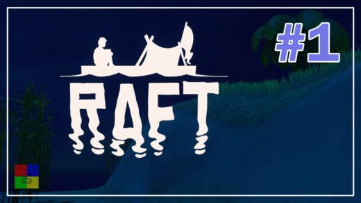 Raft-прохождение-1-Начало