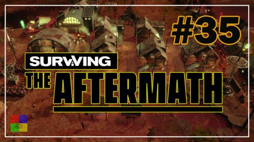 Surviving-the-Aftermath-прохождение-35-Обновление-5-Все-технологии