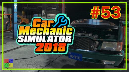 Car-mechanic-simulator-2018-прохождение-53-Отреставрировали-mercedes-benz