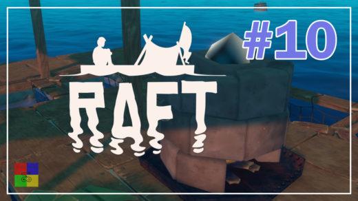 Raft-прохождение-10-Плавильня