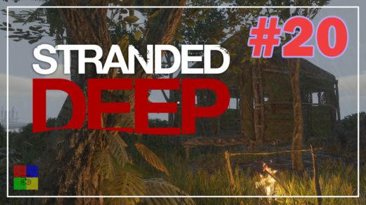 Standed-deep-прохождение-20-Шторм