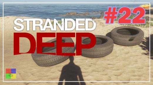 Standed-deep-прохождение-22-Покрышки