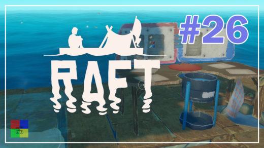 Raft-прохождение-26-Жаровня