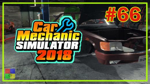 Car-mechanic-simulator-2018-прохождение-66-Mercedes-Benz-W126-560SEC