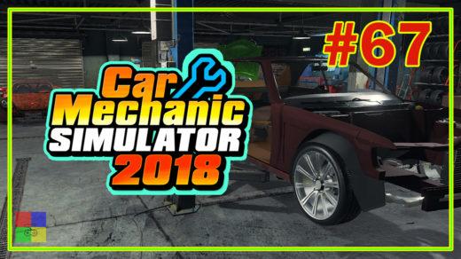 Car-mechanic-simulator-2018-прохождение-66-Mercedes-Benz-W126-560SEC-Eps-1