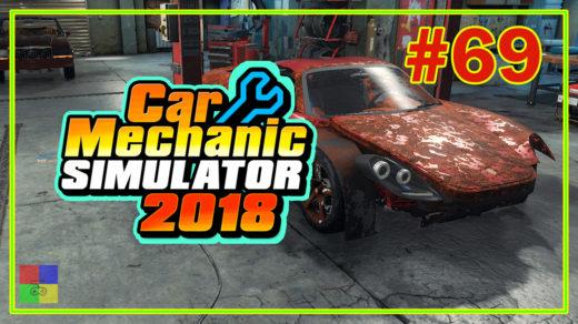 Car-mechanic-simulator-2018-прохождение-69-32-уровень