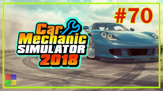 Car-mechanic-simulator-2018-прохождение-70-Porsche-Carrera-GT