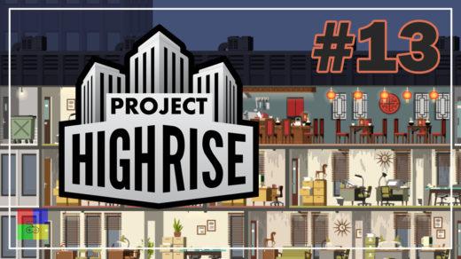 Project-Highrise-прохождение-13-Звездный-ресторан
