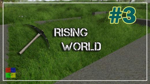 Rising-World-прохождение-3-Фундамент