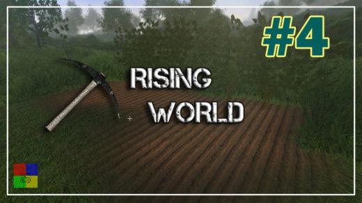Rising-World-прохождение-4-Бешенный-лось