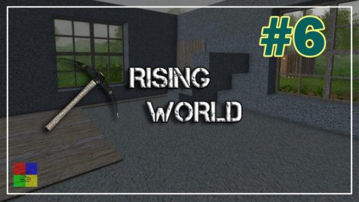 Rising-World-прохождение-6-Разведка.-Меч.